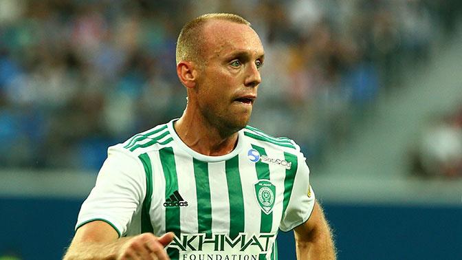 «Пришло время двигаться дальше»: футболист Глушаков объявил об уходе из «Ахмата»