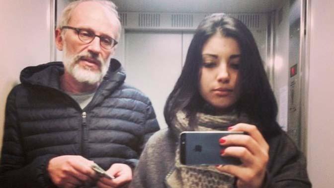СМИ: Александр Гордон тайно развелся с женой