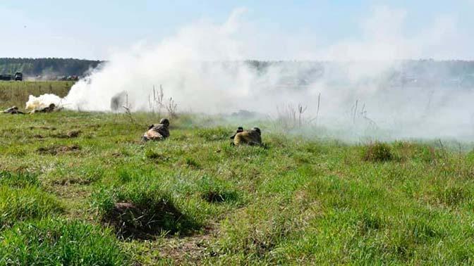 Британские инструкторы начали подготовку украинских военнослужащих