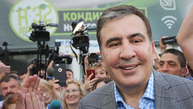 «Исчезнет, как страна»: Саакашвили высказался о судьбе Грузии