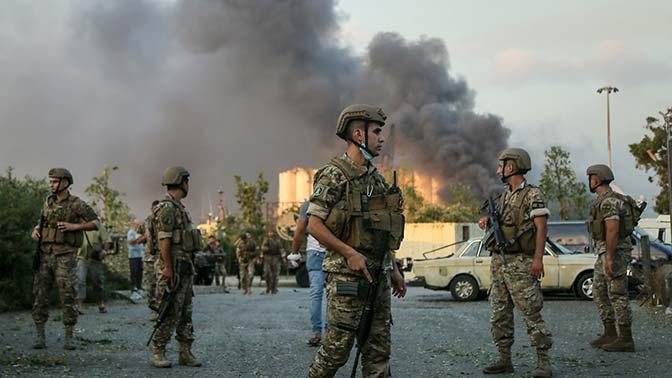 Ливанская катастрофа: что известно о взрыве в порту Бейрута