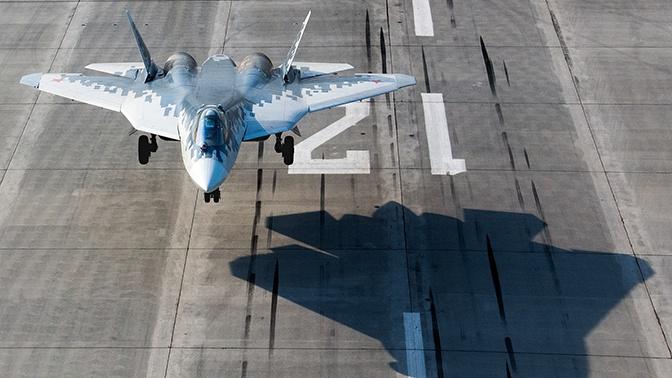 Разработчик: новое остекление Су-57 защитит летчика от света ядерного взрыва