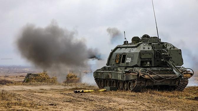Минобороны РФ получило партию модернизированных гаубиц «Мста-С»