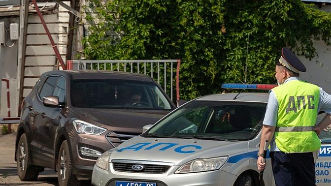 В Москве водитель за год нарушил ПДД 562 раза