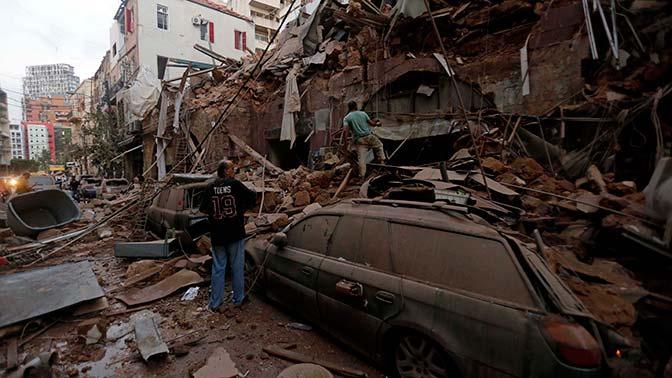 МИД: Россия начнет гуманитарную операцию в Ливане в ближайшее время