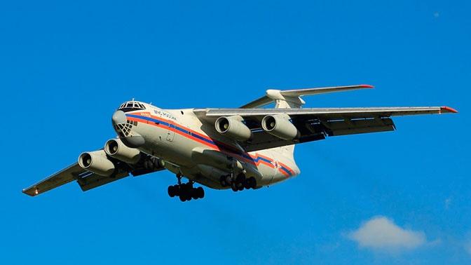 В Бейрут вылетел третий самолет МЧС России