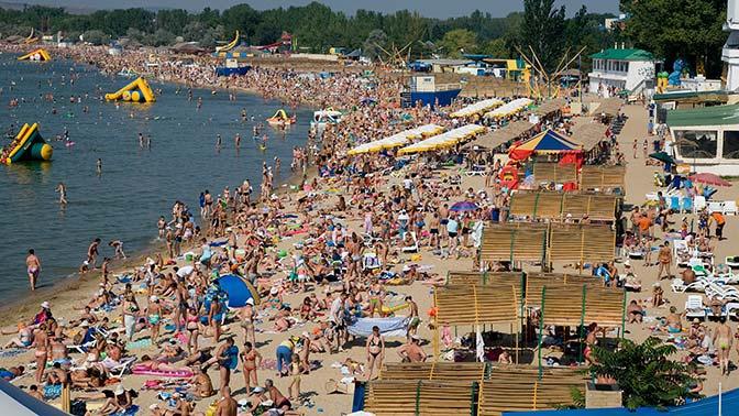 Названы самые популярные направления внутреннего туризма россиян в августе