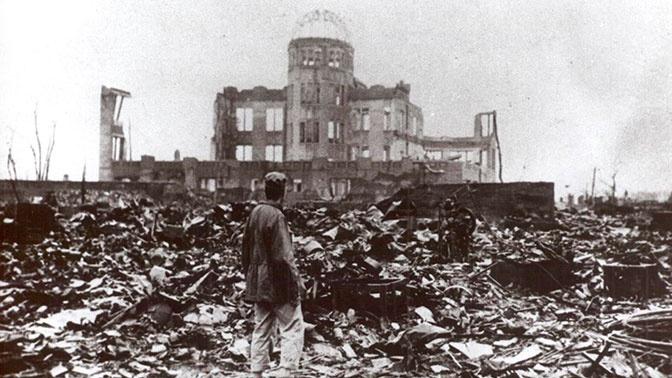 Церемония памяти жертв атомной бомбардировки началась в Хиросиме