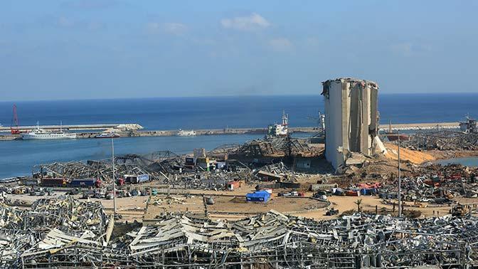 В Бейрут направлена педиатрическая бригада доктора Рошаля