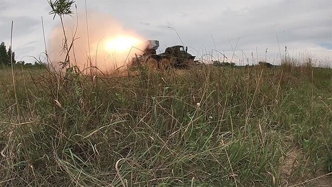 Огонь из всех орудий: в Приамурье завершились крупные учения мотострелков