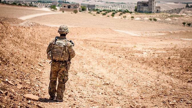 СМИ сообщили об обстреле американской базы в Сирии
