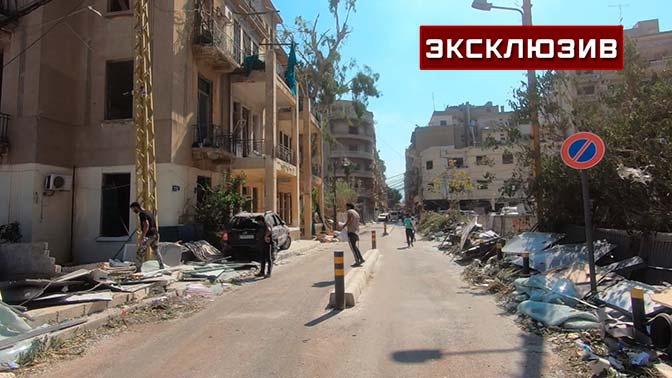 Груды металла и «скелеты» зданий: кадры того, что осталось от Бейрута