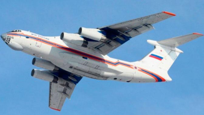 В Бейрут вылетел четвертый самолет МЧС РФ