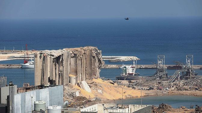 СМИ: на Кипре допросили россиянина, судно которого привезло селитру в Бейрут