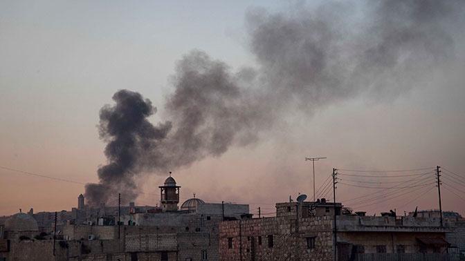 Террористы обстреляли населенные пункты в сирийских провинциях Идлиб и Алеппо