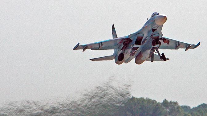 Российские истребители трижды за неделю поднимались для перехвата разведчиков