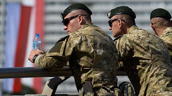В Польше сообщили о планах начать военное сотрудничество с США