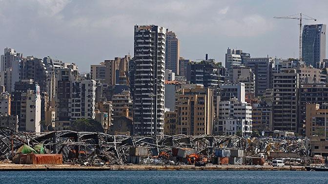 СМИ: демонстранты в Бейруте захватили здание МИД