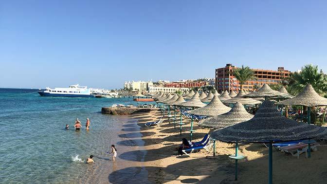 На курорты Египта разрешили отправляться без теста на COVID-19