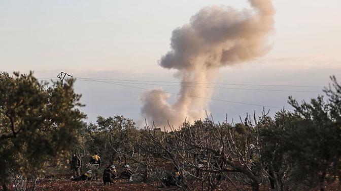 Террористы обстреляли населенные пункты в Идлибе и Алеппо