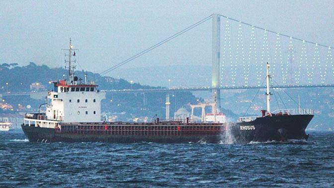 СМИ: судно, на котором в Бейрут доставили аммиачную селитру, затонуло два года назад