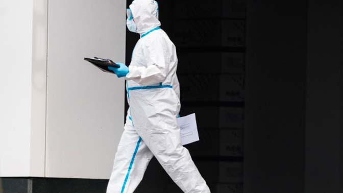 В России за сутки подтверждены 5 189 случаев инфицирования COVID-19