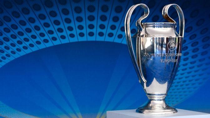 Определены все пары участников 1/4 финала Лиги чемпионов