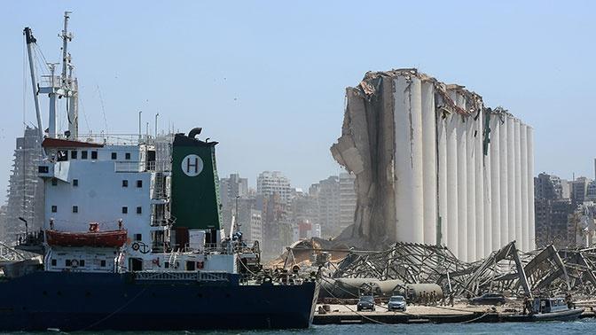 СМИ: причиной разрушительного взрыва в Бейруте могли стать фейерверки