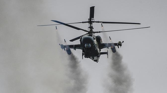 Дальность поражения целей модернизированного Ка-52М будет увеличена