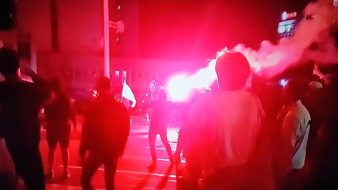 В МВД Белоруссии сообщили о первом погибшем в ходе протестов