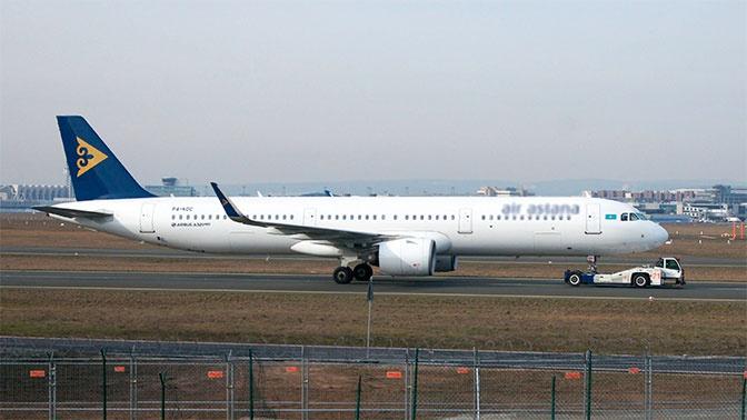 Власти Казахстана заявили о готовности возобновить авиасообщение с Россией