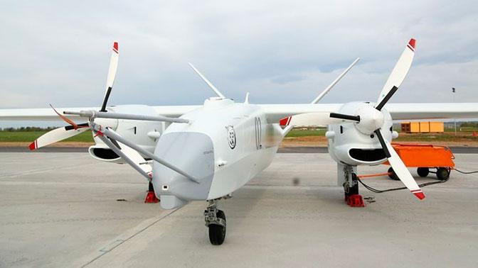 Многоцелевые ударные беспилотники начнут поступать в ВКС РФ в следующем году