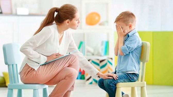 Названы симптомы, при которых ребенка следует показать психологу
