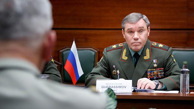 Глава Генштаба ВС РФ проинспектировал действия войск ЮВО на подготовке к «Кавказу-2020»