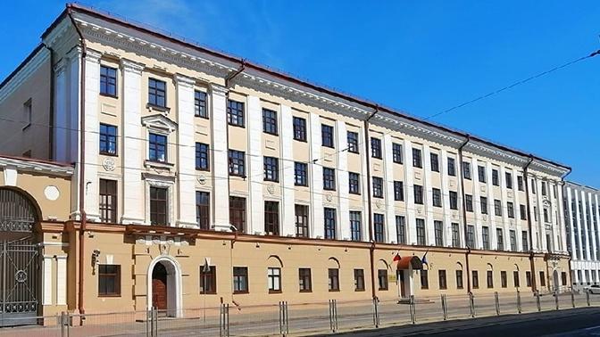В СК Белоруссии заявили, что массовые акции организовывали специально обученные люди