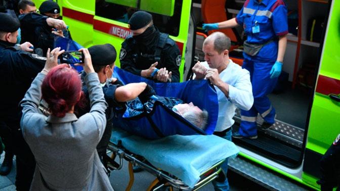 СМИ назвали причину госпитализации Ефремова