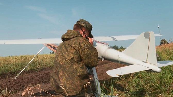 В Бурятии беспилотник «Орлан-10» обследовал около тысячи квадратных километров тайги в поисках пропавшего Ан-2