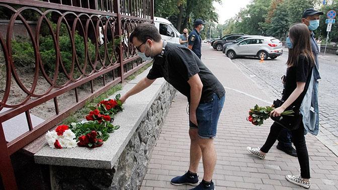 В Минске начались небольшие акции солидарности с задержанными