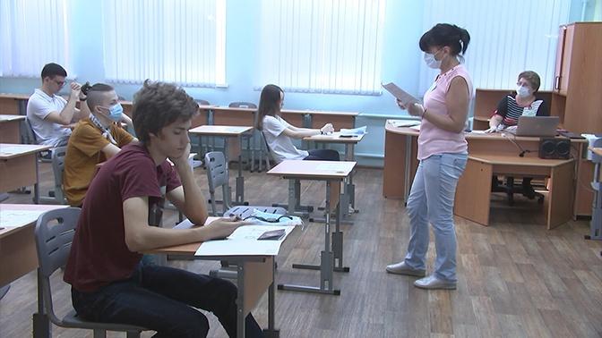 В Госдуме предложили обеспечить школьников и студентов защитными масками