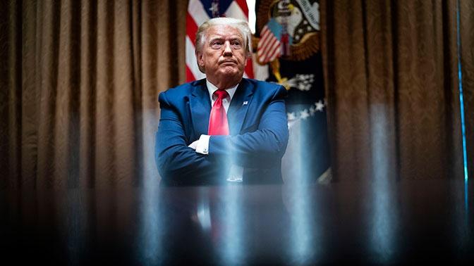 Трамп рассказал о планах подписания соглашения Израиля и ОАЭ в Вашингтоне