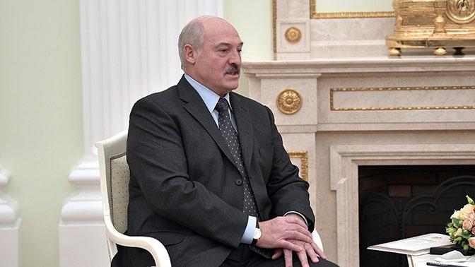Лукашенко заявил, что власти Белоруссии удержат ситуацию в стране