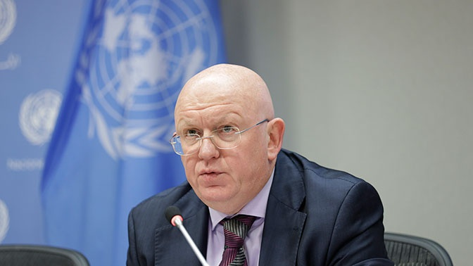 Небензя: РФ  призвала Совбез ООН изучить предложение Путина о саммите по Ирану
