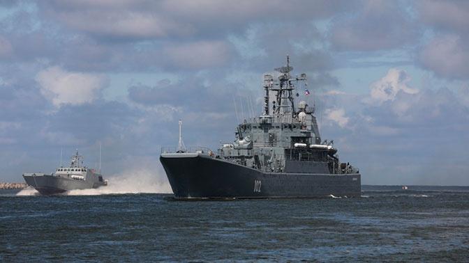Корабли ТОФ вышли из Владивостока для учений в дальней морской зоне