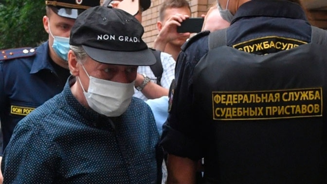 Ефремов может принять участие в заседании суда 18 августа