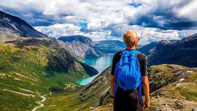 В России зафиксировали рост продаж палаток и рюкзаков