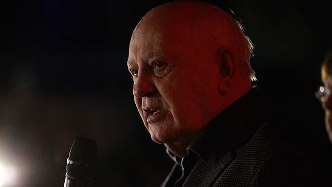 Горбачев назвал главную ошибку Лукашенко в ходе протестов