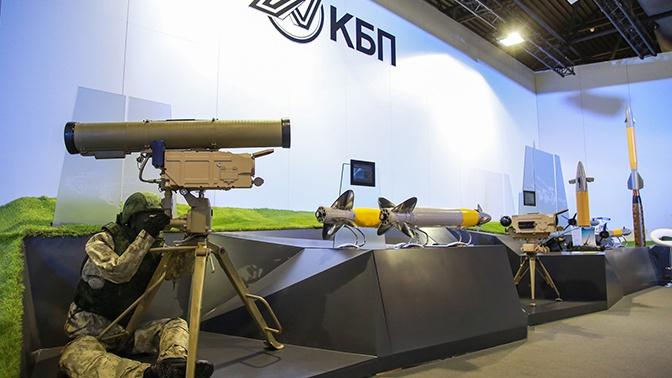 Ракетный комплекс «Гермес» впервые покажут на «Армии-2020»