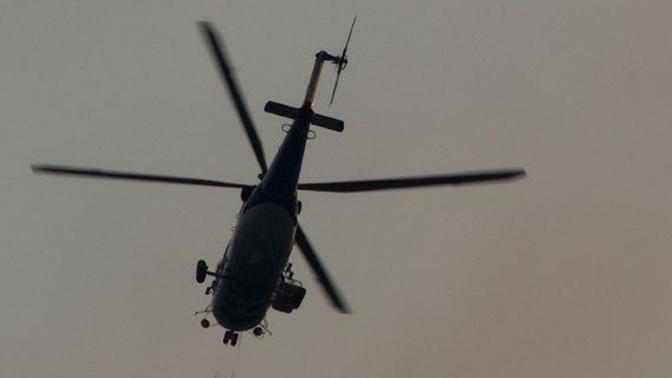 СМИ: пассажирский вертолет совершил аварийную посадку в Хакасии