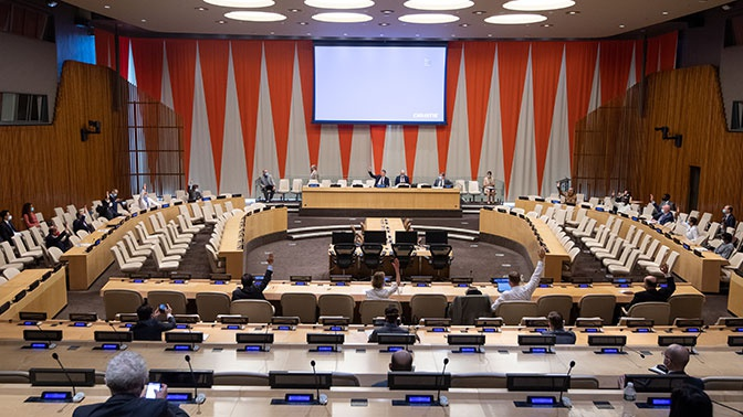 Россия запросила экстренную встречу СБ ООН из-за обращения США по санкциям против Ирана