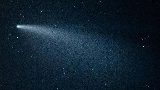 Крымский астроном-любитель открыл новую комету